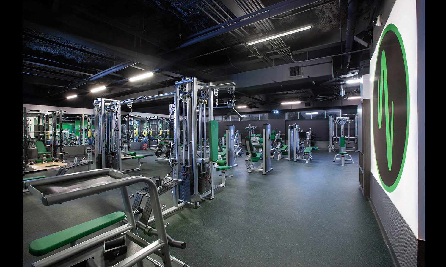 Atlas Fit Austin Texas Interior